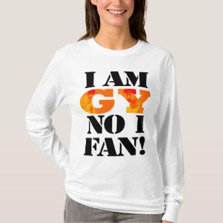 I am GY No 1 Fan T-Shirt (long)