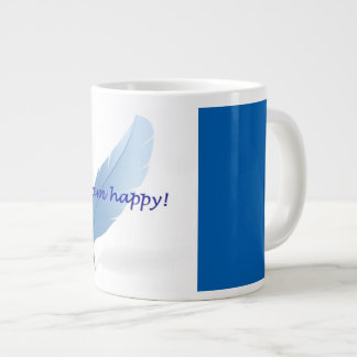 I am Happy Coffee Mug