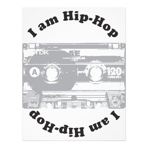 I Am Hip-Hop Custom Flyer