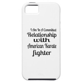 I Am In A Committed Relationship With American Kar iPhone 5 Cases