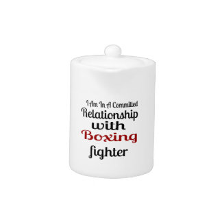 I Am In A Committed Relationship With Boxing Fight