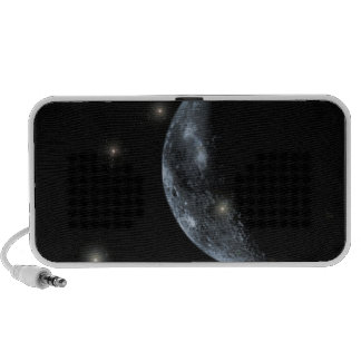 I am in the moon laptop speakers