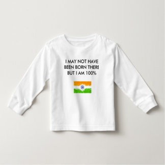 I am Indian Toddler T-Shirt
