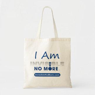 I Am Invisible No More - Tote