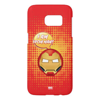 """I Am Iron Man"" Emoji"
