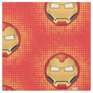 """I Am Iron Man"" Emoji Fabric"