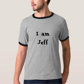 I am Jeff T-Shirt