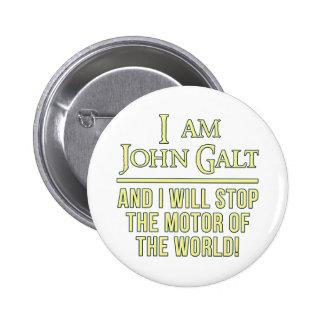 I Am John Galt Buttons