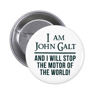 I Am John Galt Pin