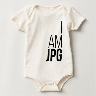I Am JPG Baby Bodysuit