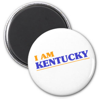I am Kentucky shirts Fridge Magnets