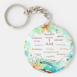 I am..... key ring