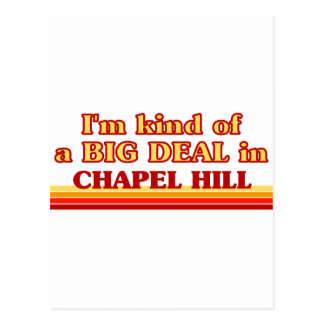 I am kind of a BIG DEAL in Charleston Postcards