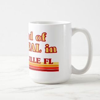 I am kind of a BIG DEAL in Jacksonville Mugs