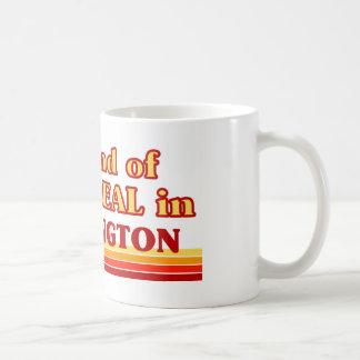 I am kind of a BIG DEAL in Washington Coffee Mug