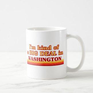 I am kind of a BIG DEAL in Washington Mug