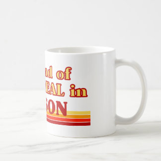 I am kind of a BIG DEAL in Wilson Coffee Mug