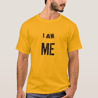 I AM ME (Mechanical Engineering) T-Shirt