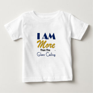 i am more than the glass ceiling tee