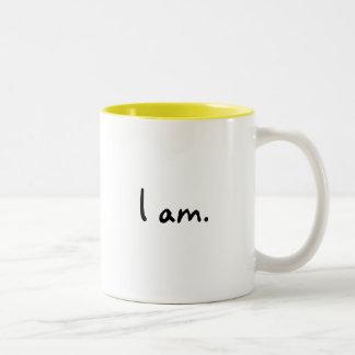 I am- Mug