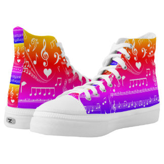 I Am Music #10_ High Tops