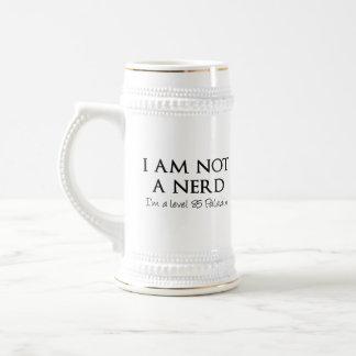 I am not a nerd I m a level 85 Paladin Mug