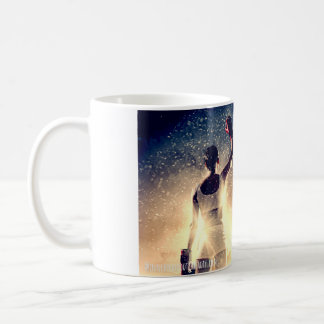 I am not defined by what happened to me... coffee mug