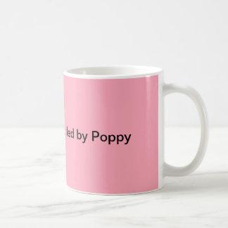 """I am not in a cult led by Poppy"" Mug"