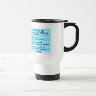 I am not my rheumatoid disease mug