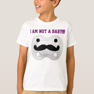 I AM NOT WITH BABY!!! T-Shirt