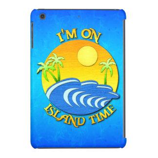 I Am On Island Time iPad Mini Retina Cover