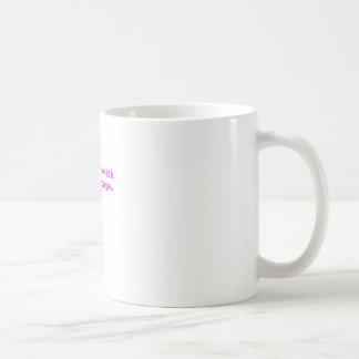 I am One with the Gaff Tape Coffee Mug