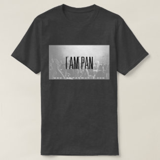 I AM PAN fan shirt