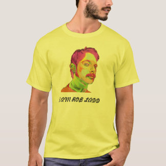 I AM ROB LADD Medium T-Shirt