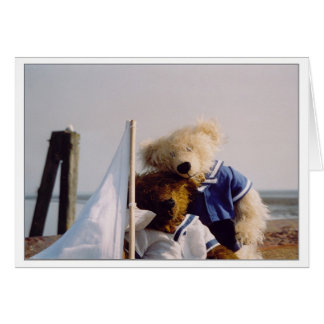 I am sailing card