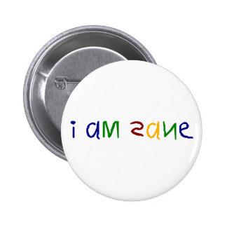 I Am Sane Button