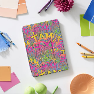 I am sexy and I know it - graffiti iPad Air Cover