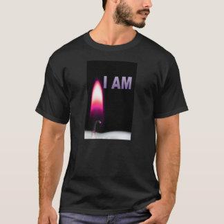 I AM Shirt Men's black