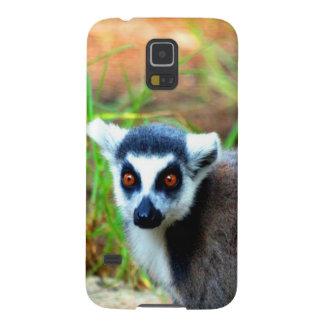 I am small but cute Catta Lemur Galaxy S5 Case