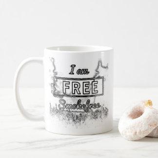 I Am Smoke Free - Quality Ceramic Coffee Mug