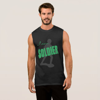 I am Soldier  tshirt