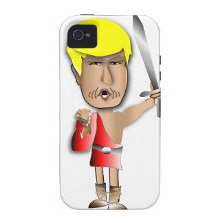 I Am Spartacus Vibe iPhone 4 Cases