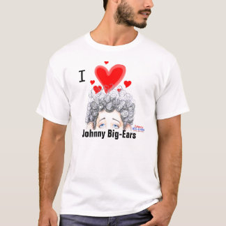 I AM SPECIAL BEING JUST ME, Johnny Shirt
