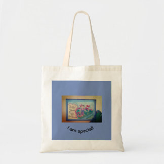 I am special! tote bag