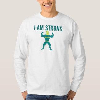 I Am Strong Men's Long Sleeve T T-Shirt