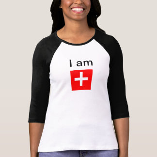I am Switzerland T Shirts