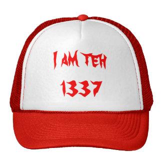 I am teh 1337 Hat