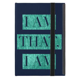 I Am That, I Am iPad Case