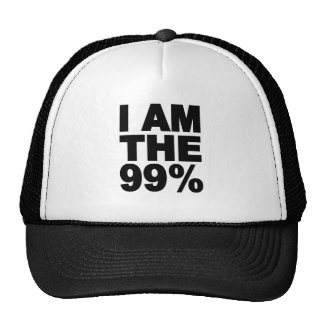 I am the 99% (Occupy Wall St) Hat