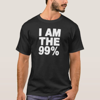 I am the 99% (Occupy Wall St) T-Shirt